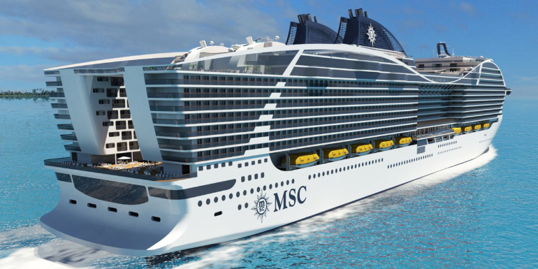 The Largest Cruise Ships in the World