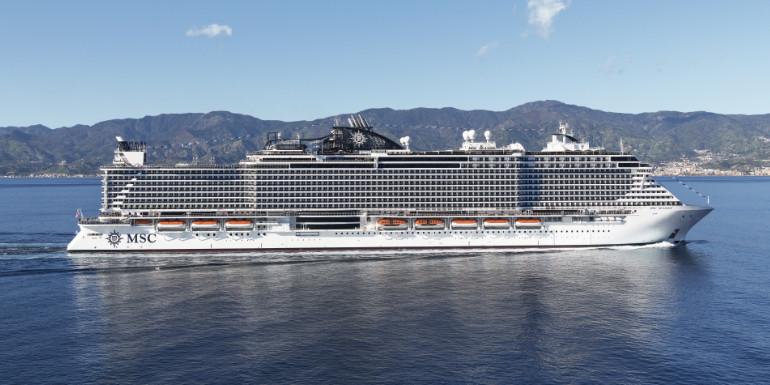 msc seaside seaview largest cruise ship