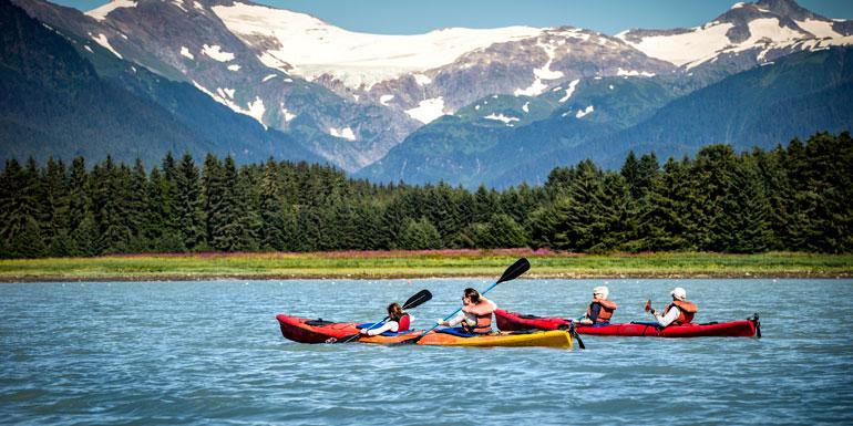 shore excursion alaska royal caribbean