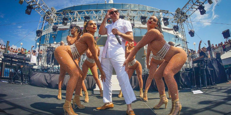 pitbull miami after dark party cruise