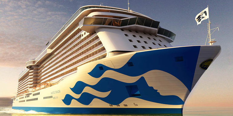 princess cruises majestic new ships 2017