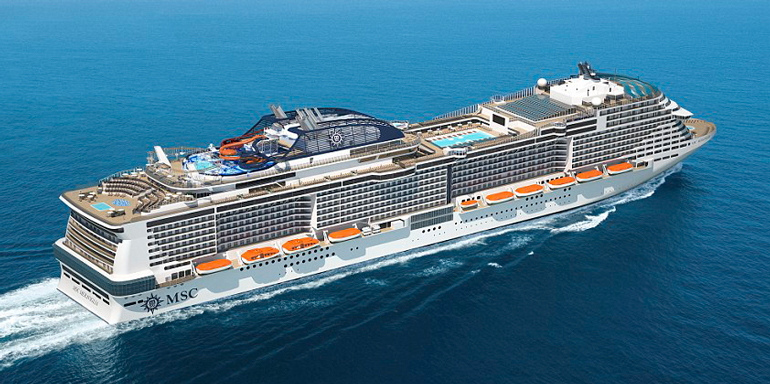 new cruise ship 2017 msc meraviglia