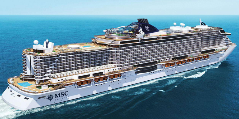 msc seaside new cruise ship 2017