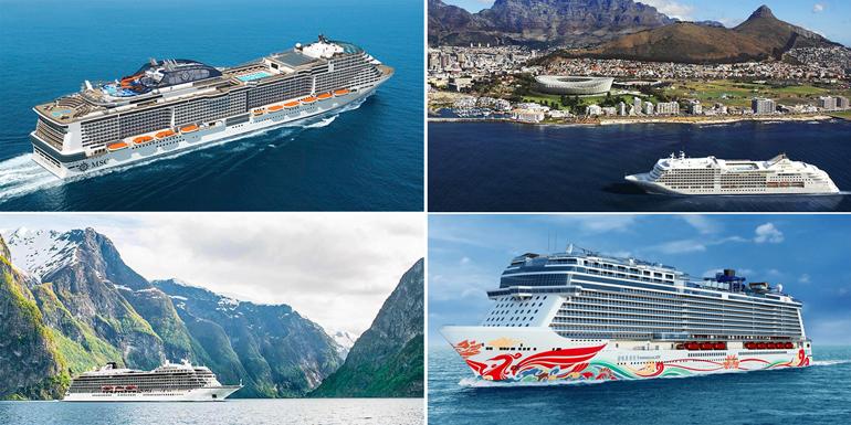 new cruise ships 2017