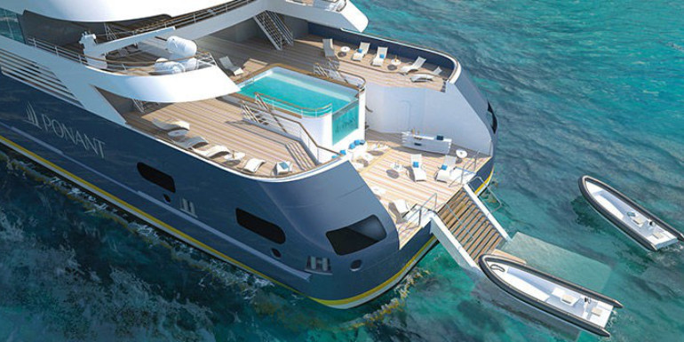 le dumont d'urville ponant cruise ship 2019