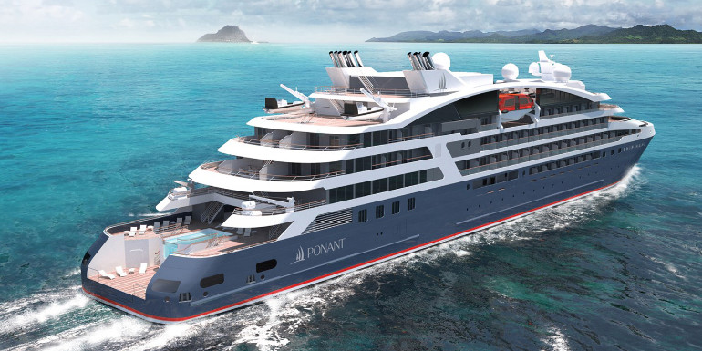 le bougainville ponant expedition cruise ship 2019