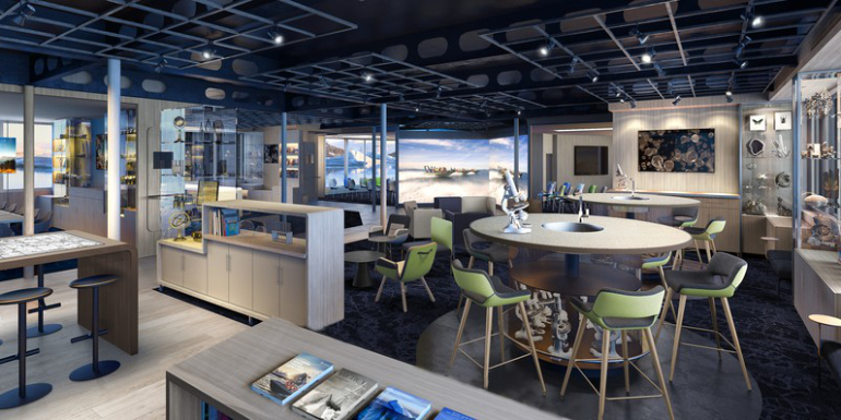 nansen science center hurtigruten new ships 2020