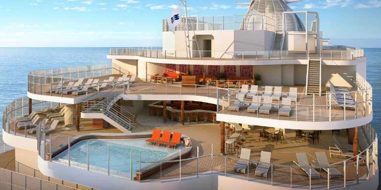 wakeview aft pool enchanted princess new ships 2020