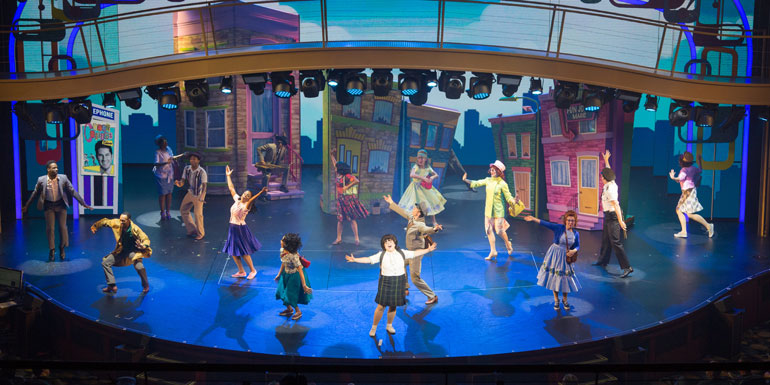 hairspray symphony old new ships