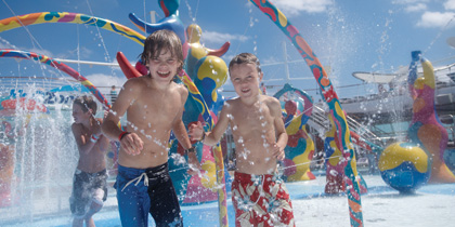 cheap cruise lines budget kids waterpark