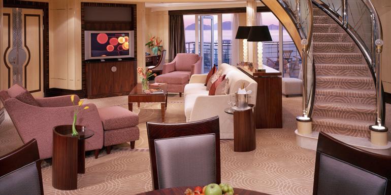 cunard balmoral suite