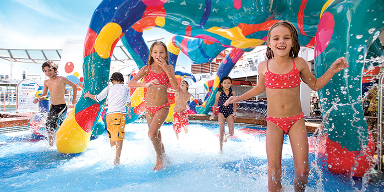 5 Best Cruise Lines For Kids