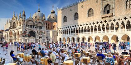 St. Marks Square in Venice
