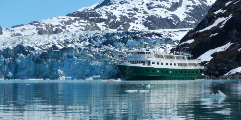 alaska passages cruise uncruise glacier expedition