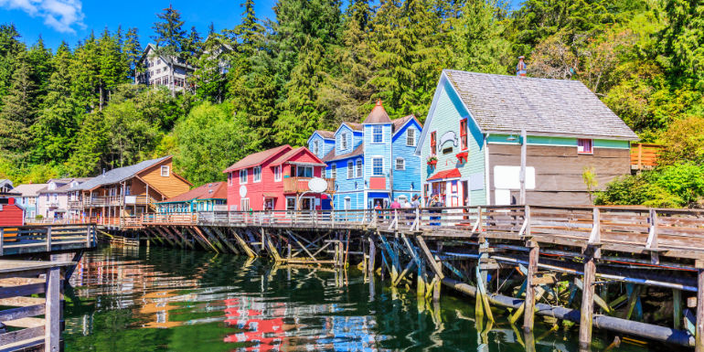 ketchikan alaska creek street shopping guide