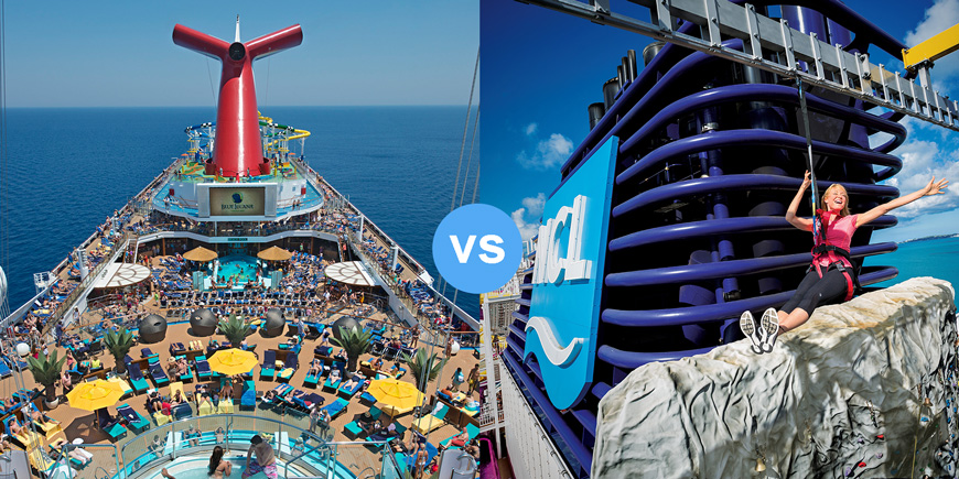 Celebrity Vs Royal Caribbean Smackdown