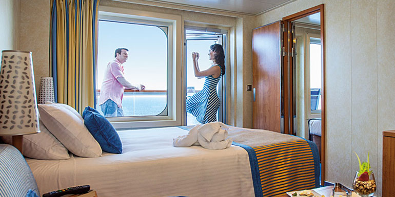 free cabins cruise group rate