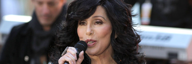 Cher Cruise: Who's down for some (cringe) Cher-eokee?