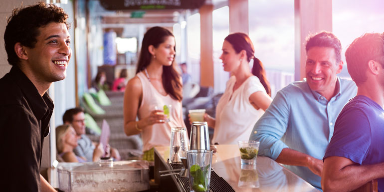 norwegian cruise bartender tips gratuities