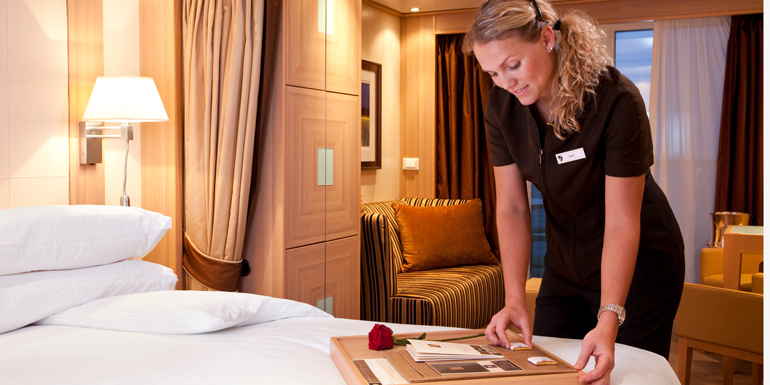 seabourn room steward tips gratuities