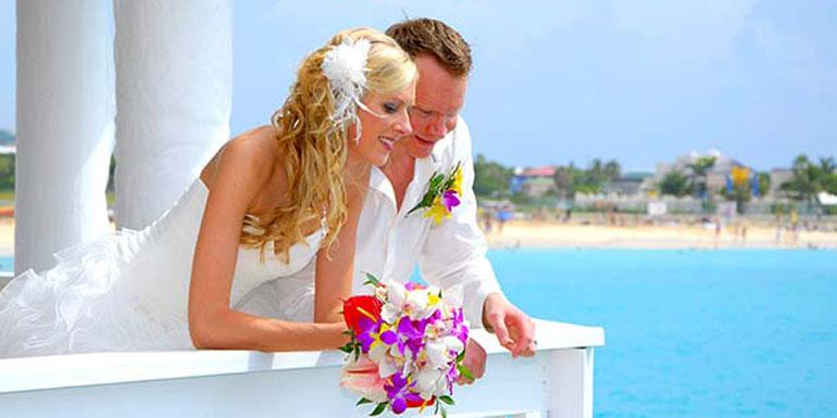 crystal cruises in port weddings