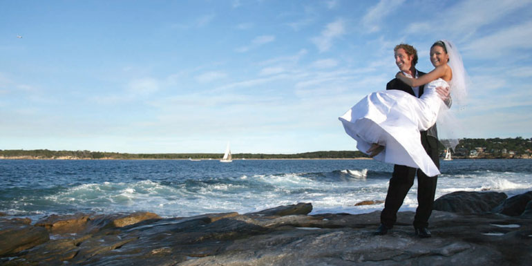 norwegian cruise wedding harbordside ceremony