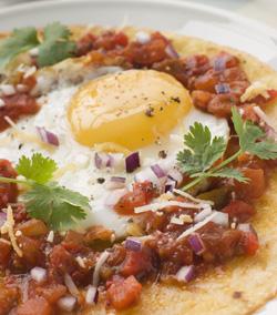 acapulco mexico huevos rancheros