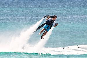 water jet pack aruba oranjestad