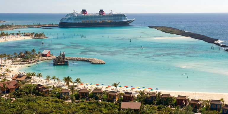 things to do at castaway cay