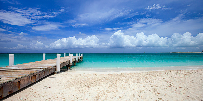 grand turk turks and caicos beaches