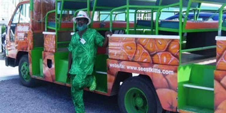 tangerine man st kitts cruise guide