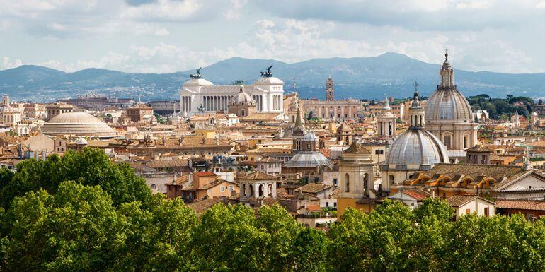 rome mediterranean cruise