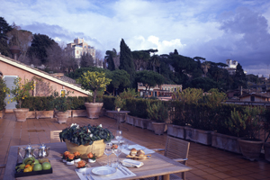 hotel russie rome italy