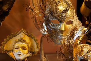 venetian masks venice italy