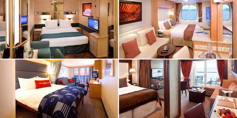 Cruise Quiz Which Cruise Ship Cabin Is Best For You