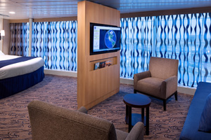 family panoramic ocean view navigator cabins