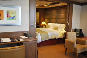 silver spirit suite cabins silversea review