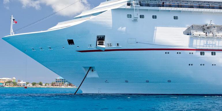 anchor bad cabin avoid cruise ship
