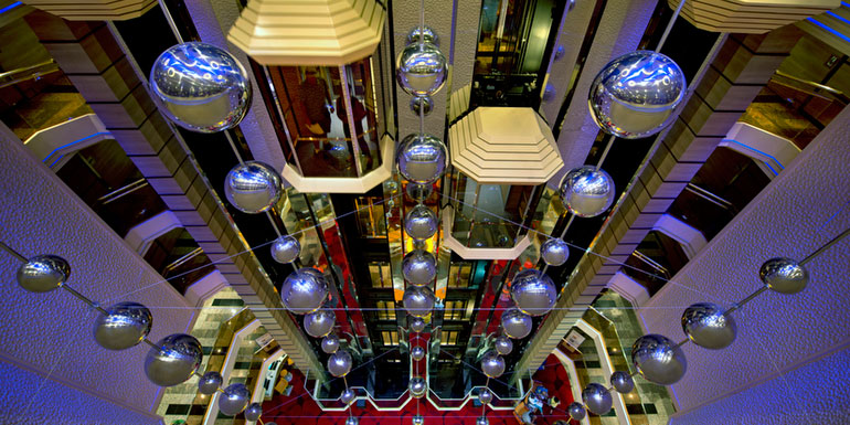 elevator cruise ship worst cabin