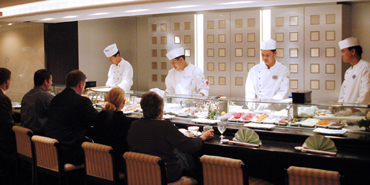Which cruise lines have the best food?