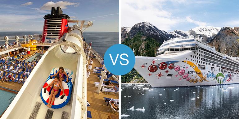 disney or norwegian cruise lines best