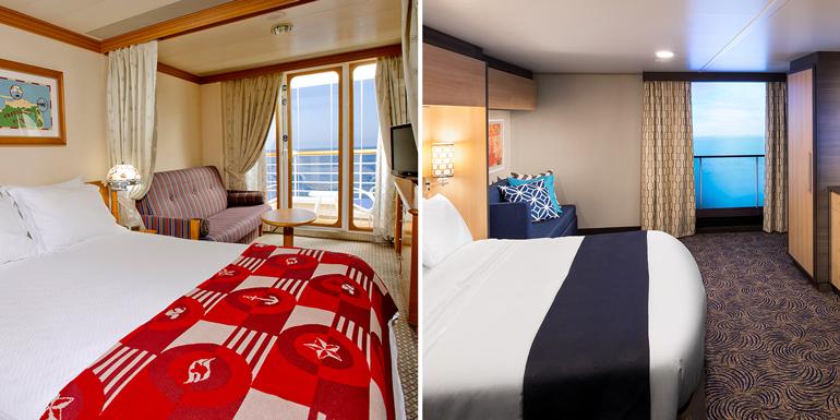 disney royal caribbean cabins cruise ship