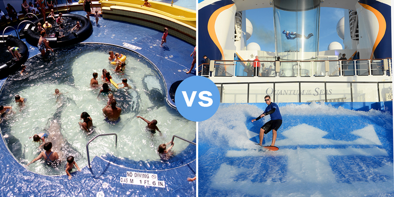 Disney Vs Royal Caribbean Smackdown