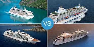 Which luxury cruise line is the best?