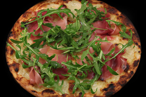 pizza carnival prociutto cruise ship food