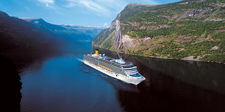 costa cruises choose best cruise line