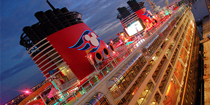 Disney cruise line review magic ship