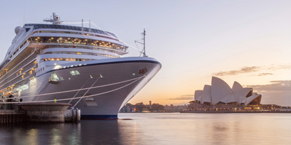 oceania cruise line review marina sydney