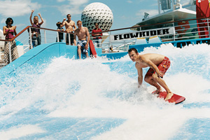 Flowrider freedom of the seas