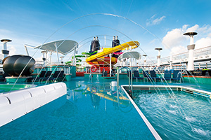 norwegian epic plunge bowl slide